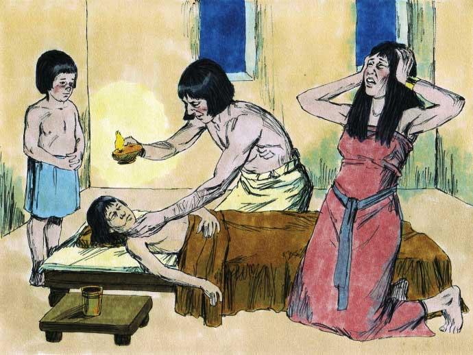 Décima Praga do Egito: A morte de todos os primogênitos