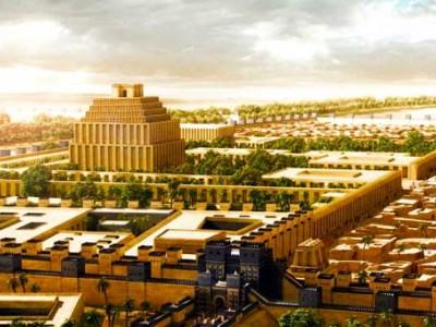 Localização da Babilônia nos dias atuais | Veja o mapa