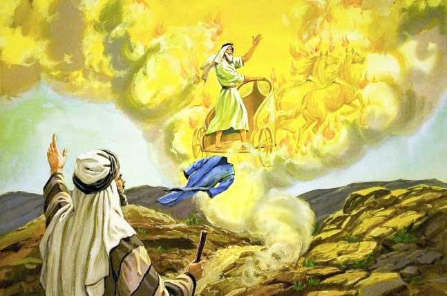 Profeta Eliseu na Bíblia
